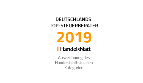 Siegen Top Steuerberater Logo 2019